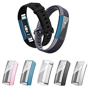 preiswerte Smartwatch-Fall-Hülle Für Fitbit Fitbit Ace / Fitbit Alta Silikon Fitbit