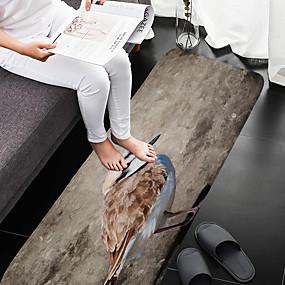 levne Podložky a koberečky-1ks Animák Koupelnové podložky Coral Velve Zvíře / Retro 5mm Koupelnové Neskluzový / Nový design / Snadno se čistí