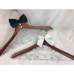 preiswerte Customized Prints and Gifts-individualisiert Holz / Bambus / Aluminium Haushaltswaren / Haus Dekoration Braut / Bräutigam / Brautjungfer Hochzeit / Verlobungsfeier -