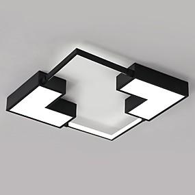 cheap Ceiling Lights & Fans-1-Light 40 cm Eye Protection Flush Mount Lights Chic & Modern 220-240V / FCC