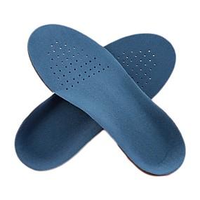 preiswerte Wandergeschäft-1 Paar Orthesen Einlegesohlen & Einlagen Samt Sohle Frühling Unisex Blau
