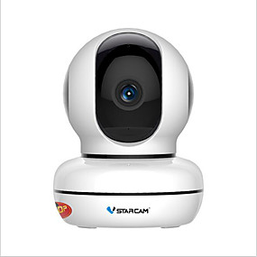 cheap Indoor IP Network Cameras-C46S 2 mp IP Camera Indoor Support 128 GB / PTZ / CMOS / Wireless / Motion Detection / Remote Access