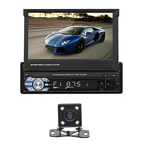 preiswerte Auto - Elektronik-SWM 9601+4Led camera 7 Zoll 2 Din Andere OS Auto MP5 Spieler Touchscreen / MP3 / Integriertes Bluetooth für Universal RCA / MicroUSB / Andere Unterstützung MPEG / MOV / MPG MP3 / WMA / WAV JPEG / BMP