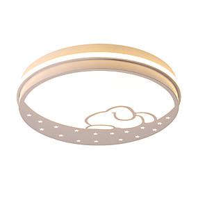 preiswerte Beleuchtung-Einbauleuchten Metall 110-120V / 220-240V Weiß / Dimmbar mit Fernbedienung / Warmes Weiß + Weiß