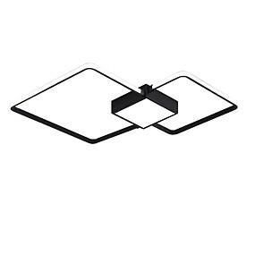 povoljno Lámpatestek-Geometrijski / Noviteti Flush Svjetla Ambient Light Slikano završi Metal Višebojno sjenilo, Kreativan, Zatamnjen 110-120V / 220-240V Bijela / Zatamnjen daljinskim upravljačem / Topla bijela i bijela