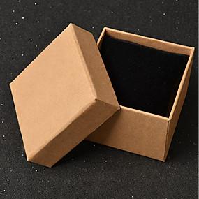 preiswerte Uhrenbox-Uhren Etuis Fasergemisch Uhren Zubehör 0.03 kg Praktisch