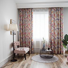 billige Barnegardiner-Moderne Blackout Et panel Gardin Stue   Curtains