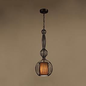 povoljno Viseća rasvjeta-CONTRACTED LED® Geometrijski / Fenjer Privjesak Svjetla Downlight Slikano završi Metal Zaštita očiju, Kreativan, New Design 110-120V / 220-240V