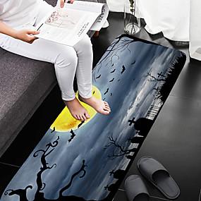 levne Podložky a koberečky-1ks Moderní Koupelnové podložky Coral Velve Novinka / Retro 5mm kreativita / Neskluzový / Nový design