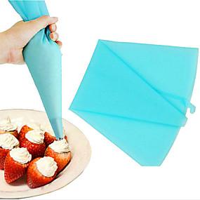 preiswerte Küche & Utensilien-1pc Silikon Gel Plätzchen Cupcake Für Kuchen Dessert-Werkzeuge Backwerkzeuge
