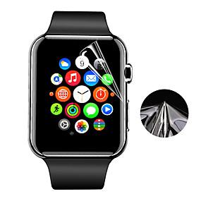 preiswerte Smartwatch Displayschutz-Displayschutzfolie Für Apple Watch Series 4 PET High Definition (HD) / Ultra dünn 1 Stück