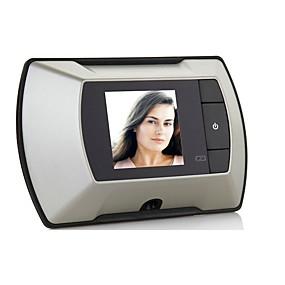 preiswerte Video Türsprechanlage-drahtlose Farbe 2.4 Zoll digitales vcolorisual ein zu eins Türsprechanlage des videotürsprechers