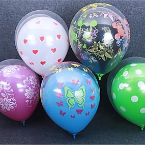 preiswerte Ballon-Ballon Latex 50 Stücke Festival