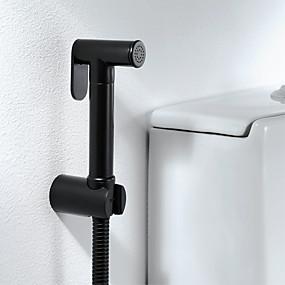 cheap Bidet Faucets-Bidet Faucet BlackToilet Handheld bidet Sprayer Self-Cleaning Contemporary
