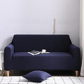 preiswerte Pantoffeln-Sofabezug Solide / Klassisch / Zeitgenössisch Reaktivdruck Polyester Überzüge