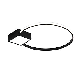 povoljno Lámpatestek-geometrijska novost ugradbena svjetla ambijentalna svjetlost oslikana metalom višeslojna, zatamnjena, led 110-120v / 220-240v bijela / zatamnjena daljinskim upravljačem / topla bijela + bijela