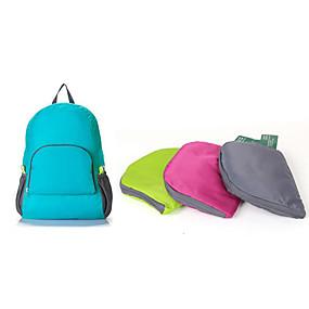preiswerte Up to 70% off for fashion bags-Oxford Tuch Reißverschluss Reisetasche Volltonfarbe Draussen Grau / Fuchsia / Himmelblau / Unisex / Herbst Winter