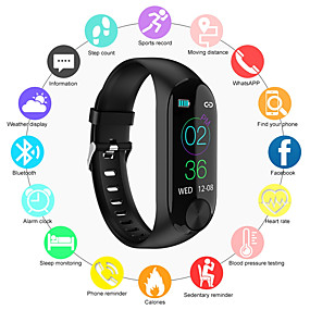 cheap Others-Indear Y10 Women Smart Bracelet Smartwatch Android iOS Bluetooth Smart Sports Waterproof Heart Rate Monitor Blood Pressure Measurement Pedometer Call Reminder Activity Tracker Sleep Tracker Sedentary