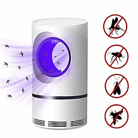 cheap Other Household Appliances-Mosquito Killer Lamps Mosquito lamp PP White