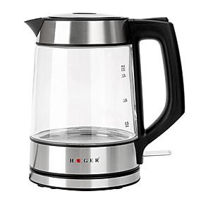 preiswerte Elektrische Wasserkocher-LITBest Wasserkocher 7888 Edelstahl Weiß