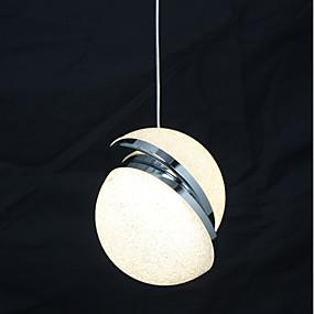 رخيصةأون تركيبات الإضاءة-bocci نمط أدى قلادة ضوء / ضوء المحيطة ديي غرفة الطعام الخفيفة تصميم جديد قابل للتعديل / دافئ أبيض / أبيض