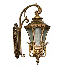 povoljno Lámpatestek-QIHengZhaoMing LED / Suvremena suvremena Outdoor zidna rasvjeta Magazien / Cafenele / Ured Metal zidna svjetiljka 110-120V / 220-240V 5 W