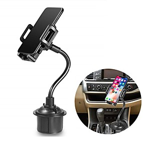 cheap Phone Mounts & Holders-Car Mount Stand Holder Anti-slip Mat Adjustable / New Design / 360°Rotation ABS Holder