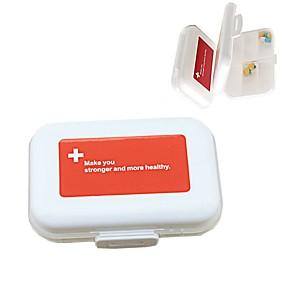 preiswerte Reise-Reisetasche / Aufbewahrungs Box / First Aid Kit Wasserdicht PP (Polypropylen) 11*7.5*3 cm