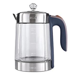 preiswerte Elektrische Wasserkocher-LITBest Wasserkocher 7821 Edelstahl Silber