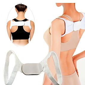 cheap Massagers & Supports-Back Shoulder Posture Corrector Adult Children Corset Spine Support Belt Correction Brace Orthotics Correct Posture Health