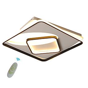 preiswerte Beleuchtung-LED Deckenleuchte / Neuheit Unterputzleuchten für Schlafzimmer Kinderzimmer LED Kreativ Warmweiß / Kaltweiß / Dimmbar mit Fernbedienung