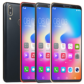 "cheap Cell Phones-Huitton X21 6.1 inch "" 3G Smartphone (1GB + 4GB 8 mp / Flashlight MediaTek MT6580 2050 mAh mAh) / 1920*1080 / Dual Camera"