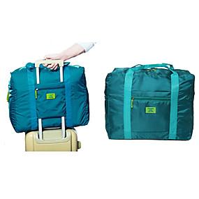 preiswerte Handgepäck Taschen-Wasserdicht Oxford Tuch Reißverschluss Handgepäck Volltonfarbe Draussen Dunkelblau / Fuchsia / Himmelblau / Unisex / Herbst Winter