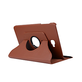 preiswerte Tablet Zubehör-Hülle Für Samsung Galaxy Tab A 10.1 (2016) Stoßresistent / mit Halterung Ganzkörper-Gehäuse Solide Hart PU-Leder
