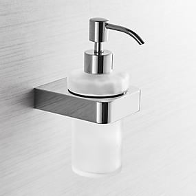 cheap Soap Dispensers-Soap Dispenser Premium Design Brass 1pc Wall Mounted
