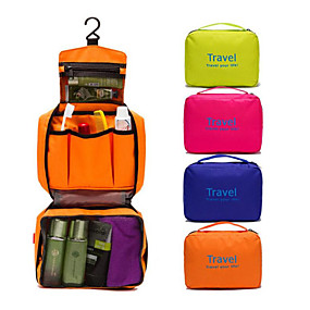 preiswerte Handgepäck Taschen-Wasserdicht Oxford Tuch Reißverschluss Handgepäck Volltonfarbe Draussen Orange / Rote / Himmelblau / Herbst Winter