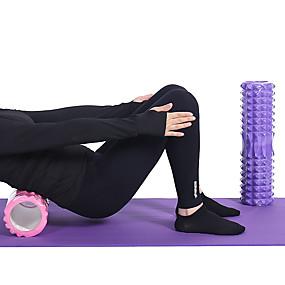 voordelige Pilates-yoga Wheel Elastisch Waterbestendig Verstelbaar Vetverbrander Verbrande calorieën Yoga Pilates Training&Fitness Voor Allemaal Huis