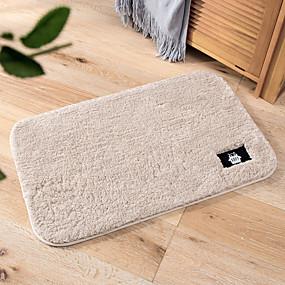 levne Podložky a koberečky-1ks Na běžné nošení / Země Koupelnové podložky / Koupelnové předložky PVC / Speciální materiál kreativita Neskluzový / zahušťování