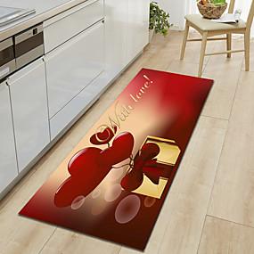 levne Podložky a koberečky-1ks Klasické Koupelnové předložky Jiná kůže Novinka kreativita / Rozkošný