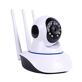 cheap Indoor IP Network Cameras-sunsee Digital IF-Q1 1 mp IP Camera Indoor Support 128 GB