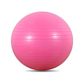 "preiswerte Yoga & Pilates Ausstattung-25 1/2"" (65 cm) Gymnastikball / Yoga-Ball Dick PVC (Polyvinylchlorid) Unterstützung 1200 kg Mit Gleichgewichtstraining Zum Yoga / Pilates"