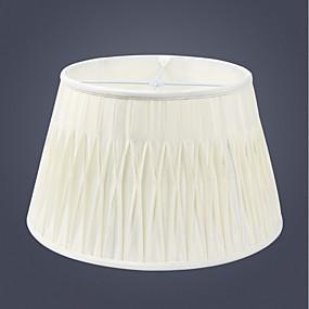 preiswerte LED-Gadgets-Traditionell-Klassisch Ambient Lampen / Dekorativ Lampenschirm Für Schlafzimmer / Studierzimmer / Büro Stoff Gelb