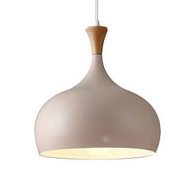 povoljno Lámpatestek-zdjela / Noviteti Privjesak Svjetla Downlight Slikano završi Metal Prilagodljiv, New Design 110-120V / 220-240V