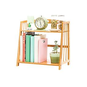 preiswerte Wohnzimmermöbel-Bambus Europäisch Zeitschriftenständer Wohnzimmer
