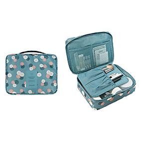 preiswerte Handgepäck Taschen-Wasserdicht Oxford Tuch Reißverschluss Handgepäck Geometrisch Draussen Himmelblau / Rosa / Dunkelrot / Unisex / Herbst Winter