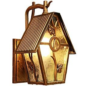 preiswerte Renovierung-QIHengZhaoMing LED / Moderne zeitgenössische Wandleuchten im Freien Shops / Cafés / B¨¹ro Metall Wandleuchte 110-120V / 220-240V 5 W