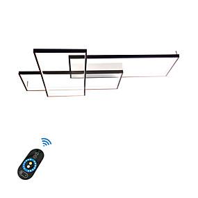 cheap Ceiling Lights & Fans-1-Light UMEI™ 68 cm Wall Light / Flush Mount Lights Aluminum Linear Painted Finishes Modern Contemporary 85-265V