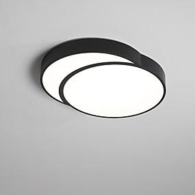preiswerte Beleuchtung-Geometrische Einbauleuchten Umgebungslicht 200-240 V / 110-120 V warmweiß / weiß / warmweiß + weiß