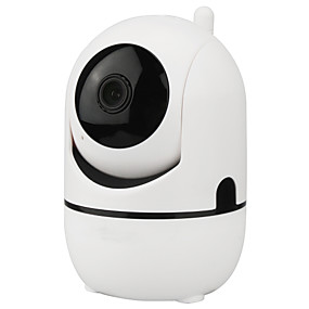 halpa IP-kamerat-Factory OEM N57-200W 1 mp IP-kamera Indoor Tuki 64 GB / PTZ / CMOS / Langaton / Motion Detection / Remote Access