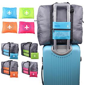 preiswerte Handgepäck Taschen-Wasserdicht Oxford Tuch Reißverschluss Handgepäck Geometrisch Draussen Orange / Fuchsia / Himmelblau / Unisex / Herbst Winter